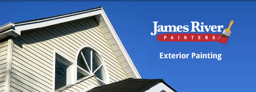 ... Painters Painting Commercial Building Painted Home Exterior